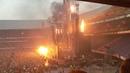 Rammstein Sonne fire Live in De Kuip Rotterdam Netherlands