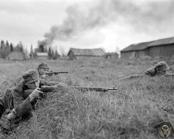 Лапландская война  конец Второй Мировой для Финляндии