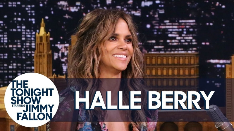 Halle Berry Reacts to Drake Rap Songs and NFL Plays Name Checking Her
