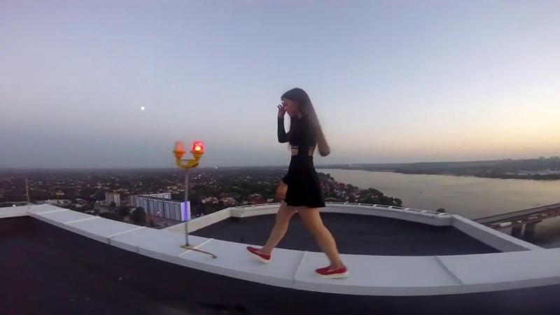 ЛУЧШИЕ РУФЕРЫ МИРА ТОП 6 Самый экстремальный руфинг с GoPro, люди которые не боятся высоты 2019