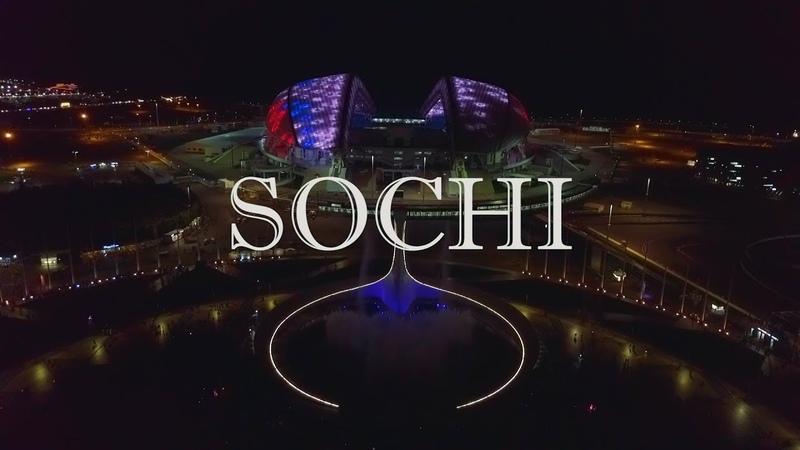 Аэросъёмка. Сочи Абхазия Aerial Footage. Sochi Abkhazia