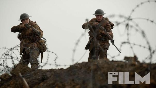 Новый кадр военной драмы Сэма Мендеса «1917»