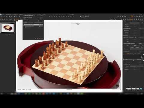 Capture One Pro 12 Работа в слоях Ильдар Хайруллин