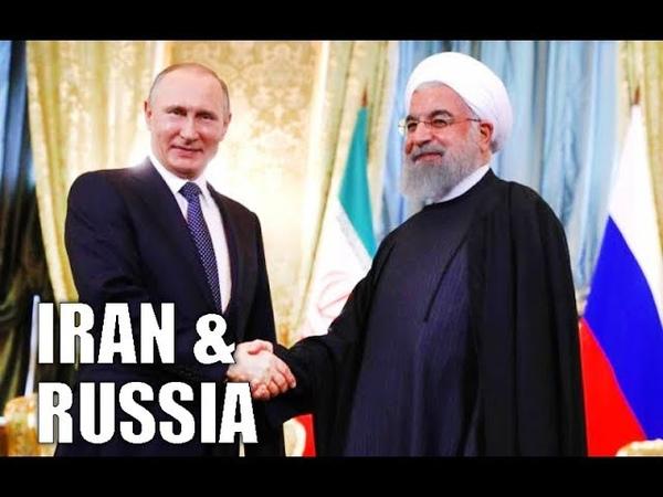 Сотрудничество Ирана и России в обход санкций C.Ш,A.