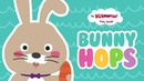 The Way The Bunny Hops   Easter Bunny Song   Easter Songs for Kids   The Kiboomers