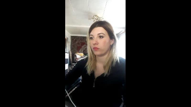 Anastasia Kot - Live