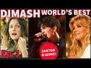 DIMASH - The World's Best / Заитов не доволен / Судьи в Шоке!