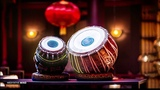 TABLA &amp HANG DRUM YOGA MUSIC