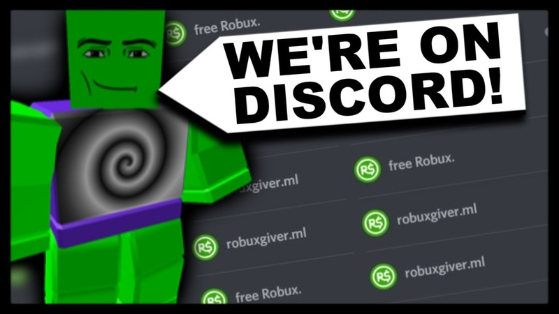 Roblox Scam Bots Are Now on Discord