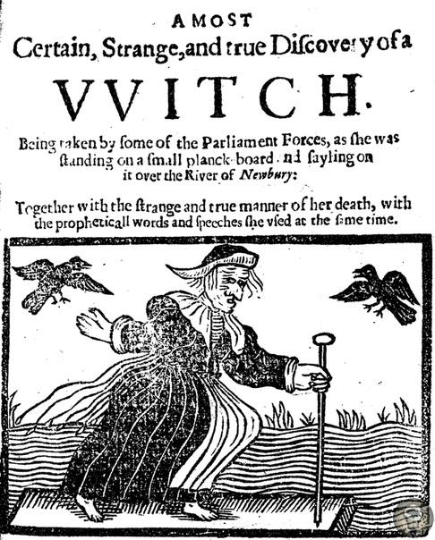 Самый успешный охотник на ведьм Стараниями Мэтью Хопкинса, придумавшего самому себе титул «главного охотника на ведьм», более 230 человек были обвинены в колдовстве и казнены. Никому не