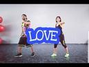 Gianluca Vacchi Sebastian Yatra - LOVE ZUMBADANCEFITNESS Choreo by Flurim Anka