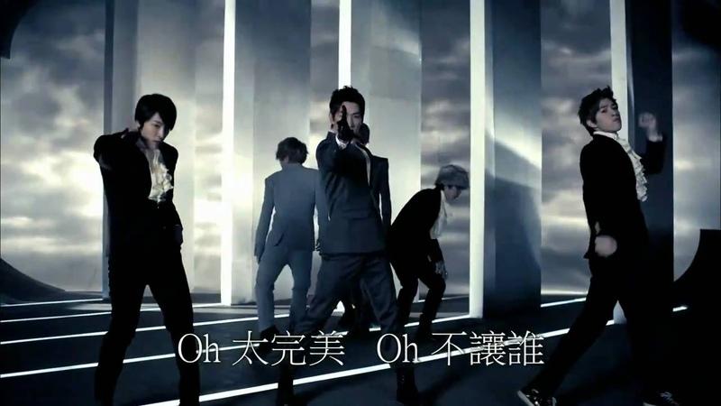 SJ-M Cut Time-freeze (Matriz part) Tai wan mei 「太完美」(Perfection)