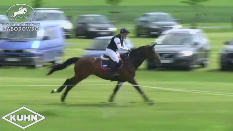 Equestrian Festival Baborowko 2019 - Cross Country CCI3*-S - MitinKartel
