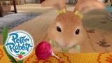 Peter Rabbit - Running for Radishes Cartoons for Kids