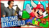 Super Mario 64 Bob-Omb Battlefield Funk Arrangement insaneintherainmusic