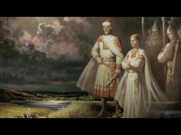 Этногенез и генофонд славян рассказывает Олег Балановский