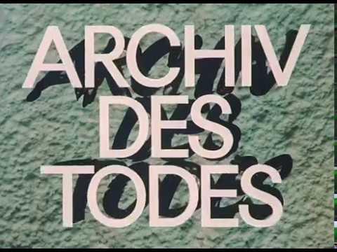Архив смерти. 1-я серия