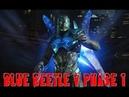 Injustice 2 mobile RAID 6 Blue Beetle Phase 1