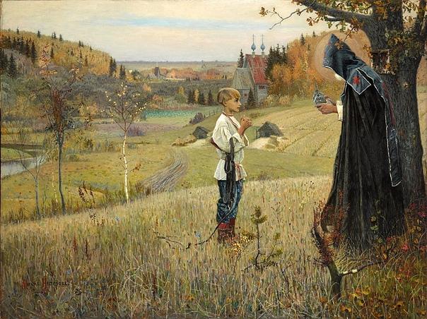 Русский символизм в живописи