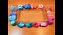 Mixing Slime ! Blue vs Pink Special Series Satisfying Slime Video