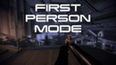 Combat in First Person Mode Mass Effect 2