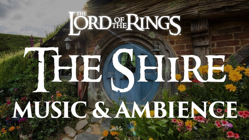 Lord of the Rings | The Shire - Music Ambience