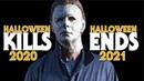 HALLOWEEN SEQUELS Announcement Trailer 2019 Michael Myers