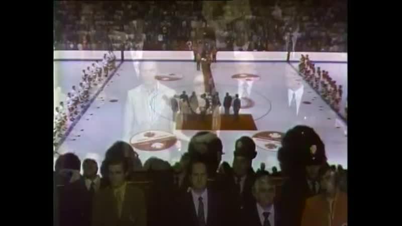 Canada-USSR 1972 Summit Series - Game 1