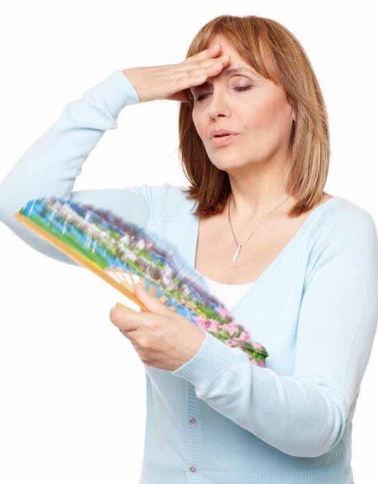 Сепия в гомеопатии может помочь в облегчении менопаузальных приливов.