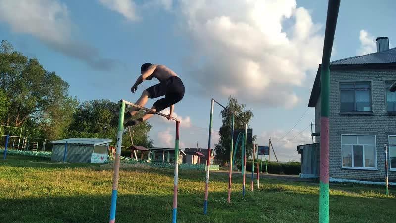 Alexey Chirkov training