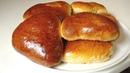 Пирожки с абрикосами. Пышное, мягкое тесто.
