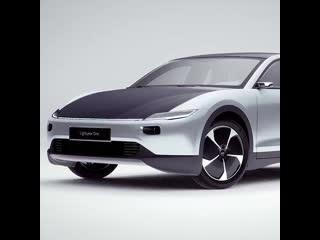 Lightyear one - это прототип электрического автомобиля разработанного в голландии. но это .mp4