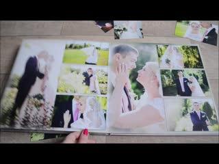 Свадебный Принтбук Роял 30*30 (Матовые странички)