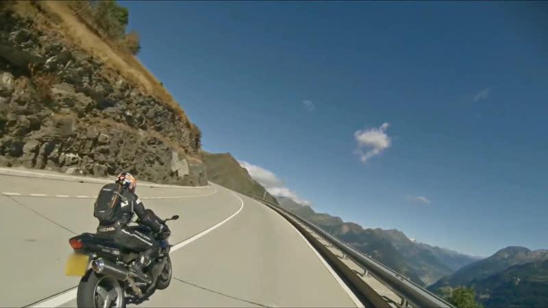 Полет Кондора (El Condor Pasa) – мото-трип по Швейцарским Альпам