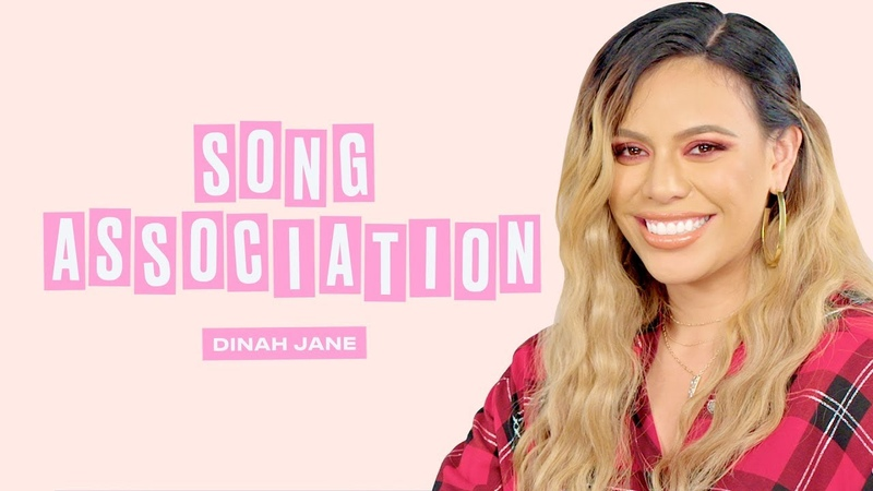 Dinah Jane Sings Beyoncé, Alicia Keys and Ariana Grande in a Game of Song Association   ELLE