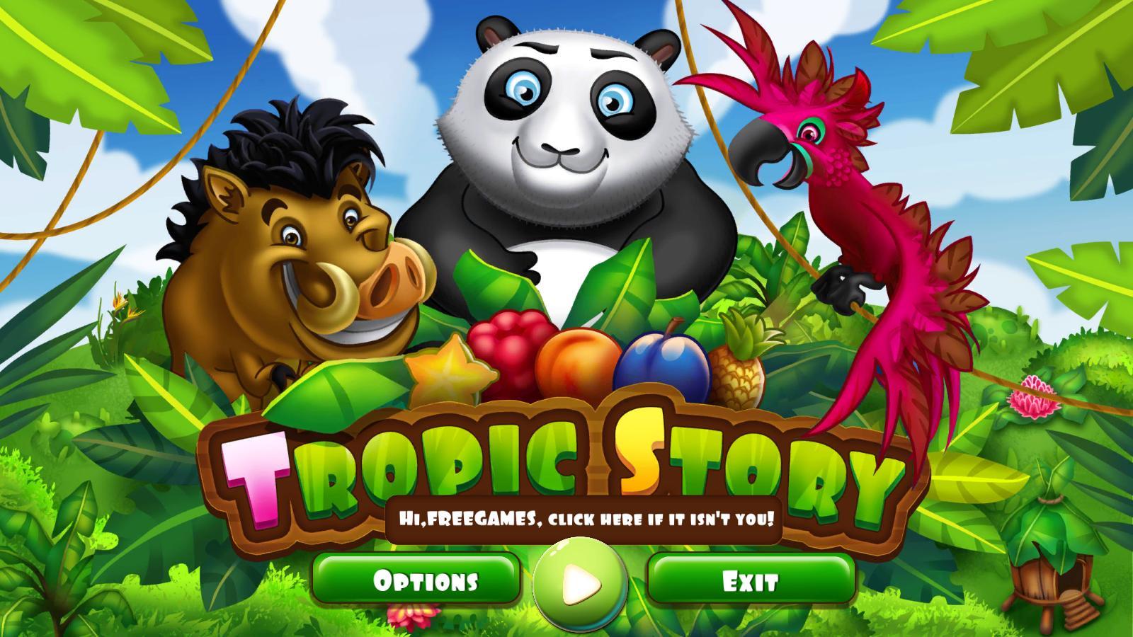Тропическая история | Tropic Story (En)