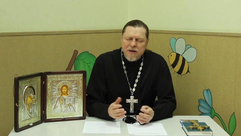 Почему после Воцерковления начинаются серьёзные изменения в жизни Иеромонах Владимир Гусев