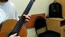 Neefe : Allegretto in C Major, guitar аллегретто классическая гитара