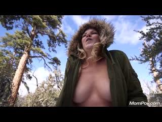 [mompov.com] ashlee - naked in the snow [all sex, blowjobs, pov, milf, 1080p]