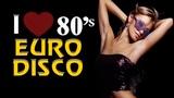 Disco Oldies Dorato Anni '80 - Italo Disco Megamix - Euro Dance Anni '80