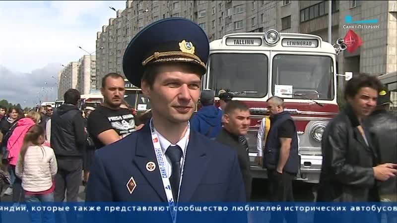 25.05.2019 г. Парад раритетов (телеканал СПБ)