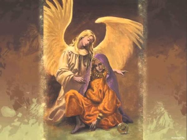 Ангел - Хранитель Мой....