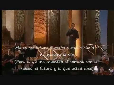 Alessandro safina canciones subtituladas en español parte 2