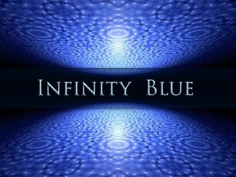 Instrumental Ambient Music Reflective Music Synthesizer Music Paul Landry Infinity Blue