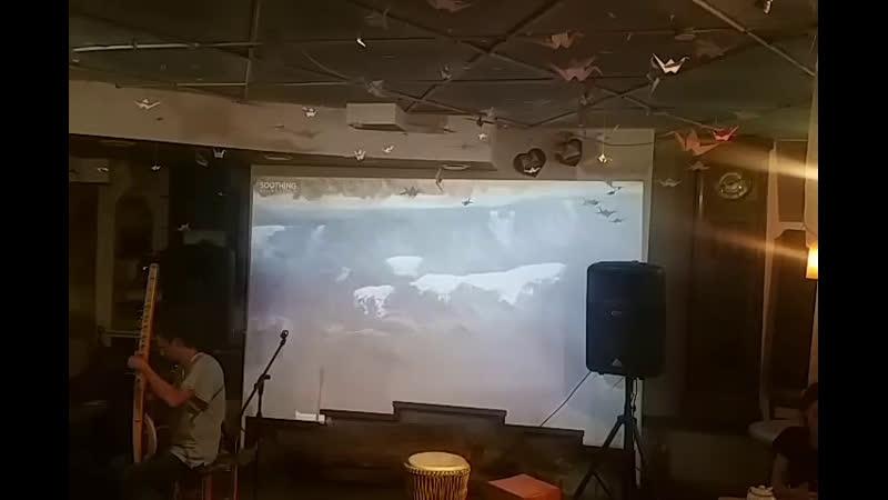 Вечер этнической музыки. Африканская кора и перкуссия в Ауровилле. 07.07.2019