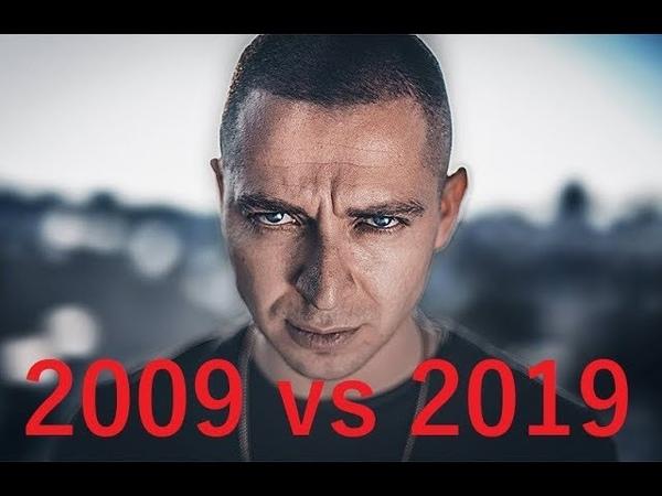 2009 vs 2019 challenge: Oxxxymiron (Оксимирон)