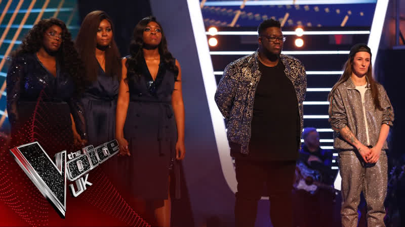 Sir Tom Jones makes his Knockout decision (The Voice UK 2019)