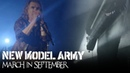 New Model Army March In September Official Music Video (HD) from Between Dog And Wolf