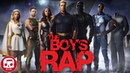THE BOYS RAP by JT Music Feat DaddyPhatSnaps Andrea Kaden Getcha Hands Dirty