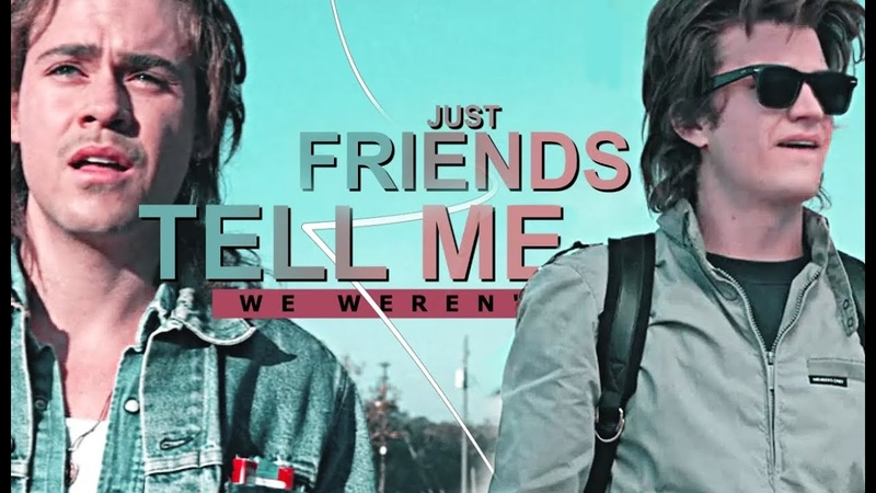 Steve Billy ✗ Tell me we weren't just friends